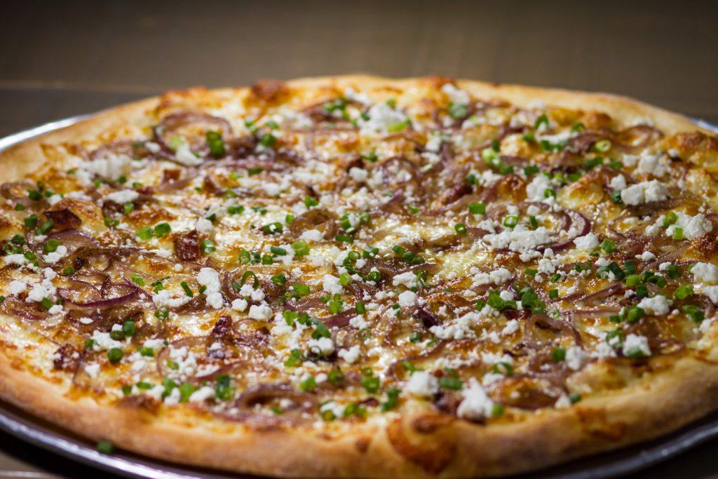 Pizza Caramellato