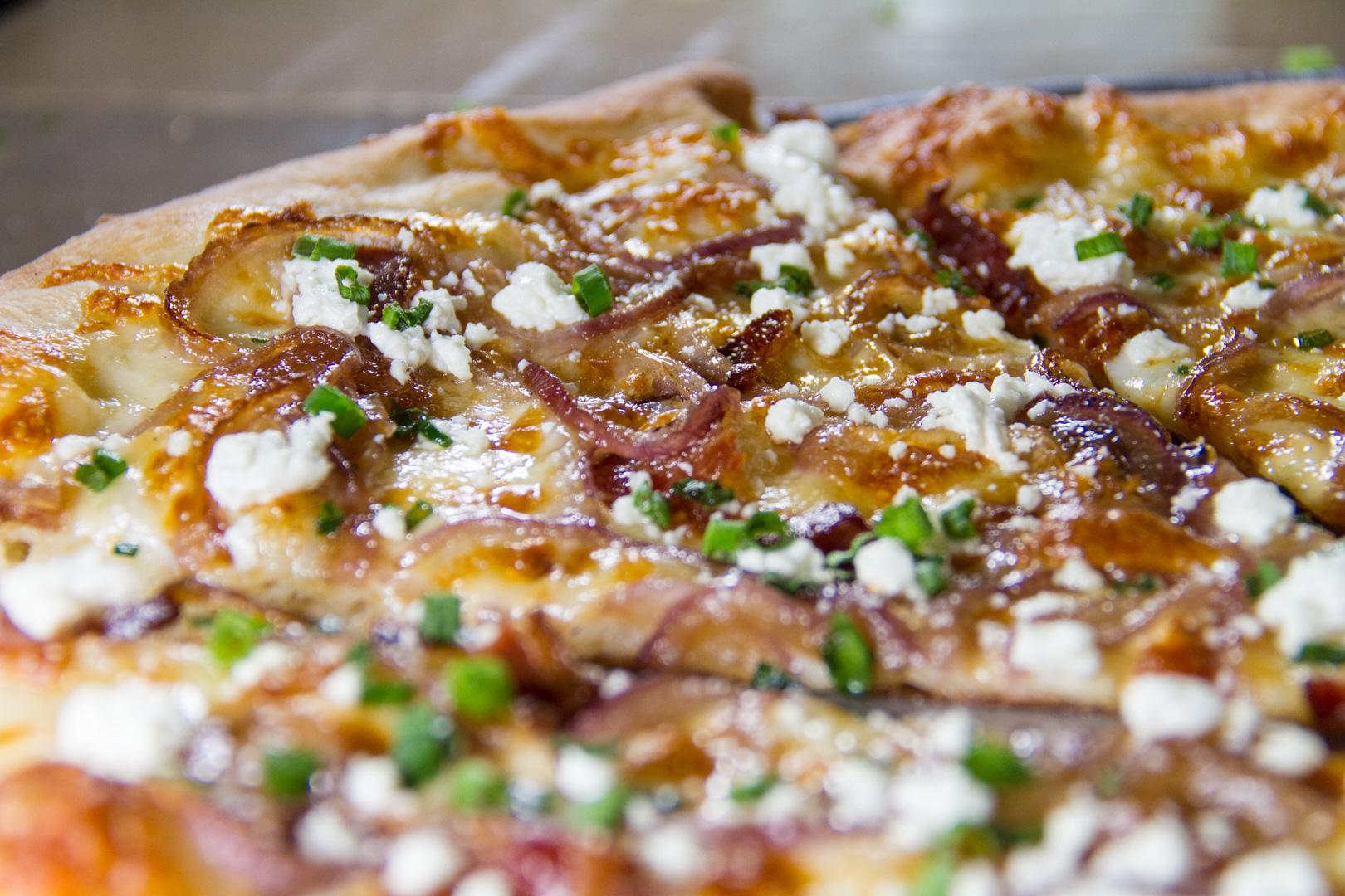 Sazio Pizza Caramellato